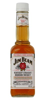 Jim Beam whiskey 40% 0.35 l