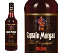 Captain Morgan Black Rum 0.7 l 40%