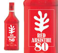 Absinthe Tunel Red 80% 0.7 l