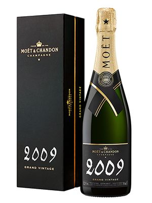 Moet & Chandon Grand Vintage Chalk 2009