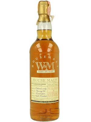 Wilson & Morgan House Malt Whiskey 0.7 l
