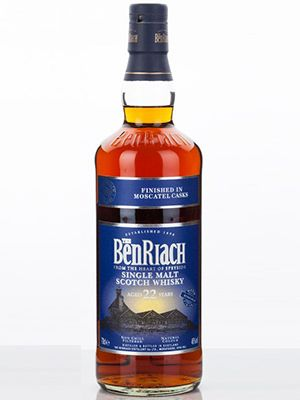 Benriach Moscatel Finish 22 éves Whisky 0.7 l