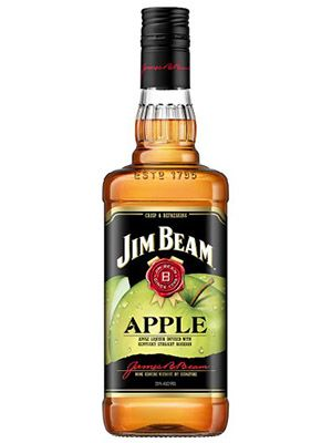 Jim Beam Bourbon Apple Whisky 35% 0.7 l