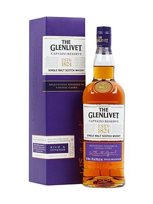 The Glenlivet Captains Reserve 40% 0.7 l