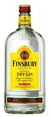 Finsbury London Dry Gin 37.5% 0.7 l