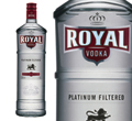 Royal Vodka 37.5% 1 l