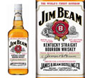 Jim Beam whiskey 0.7 l