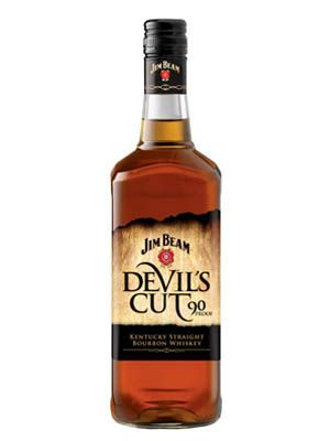 Jim Beam Bourbon Devils Cut Whisky 45% 0.7 l