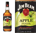 Jim Beam Bourbon Apple Whisky 1 l
