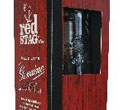 Jim Beam Bourbon Red Stag whisky 0.7 l + pohár DD