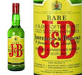 J & B Rare Scotch Whisky 0.7 l