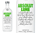 Absolut Lime Vodka 1 l