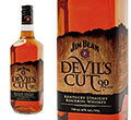 Jim Beam Bourbon Devils Cut Whisky DD 0.7l