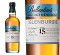 Ballantine's Glenburgie 15 éves whiskey 40% 0.7 l