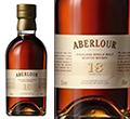 Aberlour 18 éves skót Single Malt whisky 43% 0.7 l