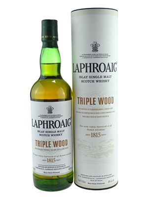 Laphroaig Triple Wood whisky 0.7 l DD